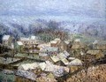 Winter at Pontoise - Gustave Loiseau