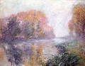 The Banks of the Eure 1920 - Gustave Loiseau