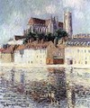 Auxerre Cathedral 1907 2 - Gustave Loiseau