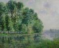 Landscape by the sea - Gustave Loiseau