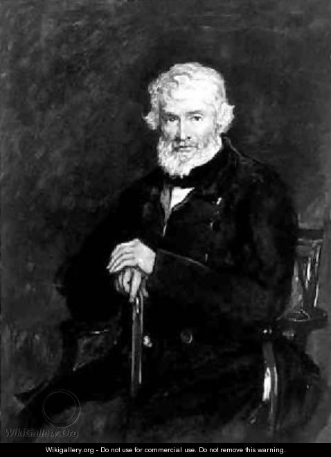 Thomas Carlyle 1795-1881 - (after) Millais, Sir John Everett