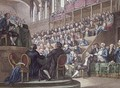 The Trial of Louis XVI 1754-93 before the Convention 26th December 1792 - (after) Miller
