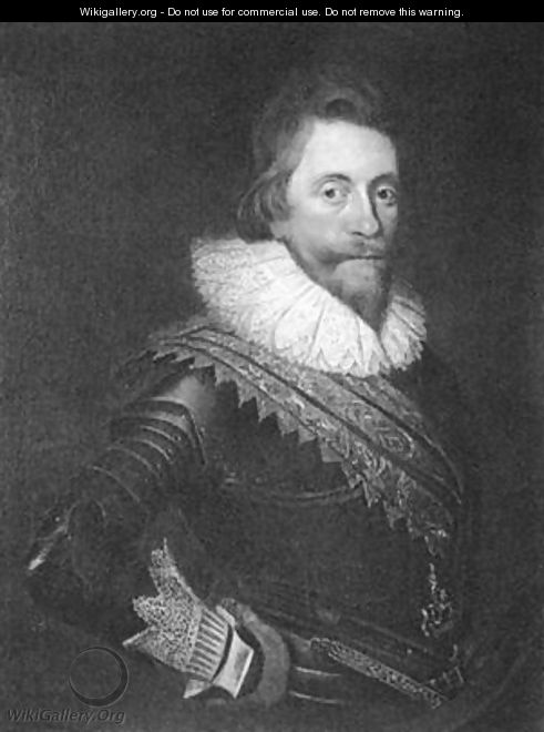 Henry Wriothesley 3rd Earl of Southampton from The Works of