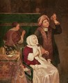 The Doctors Visit - Frans van Mieris