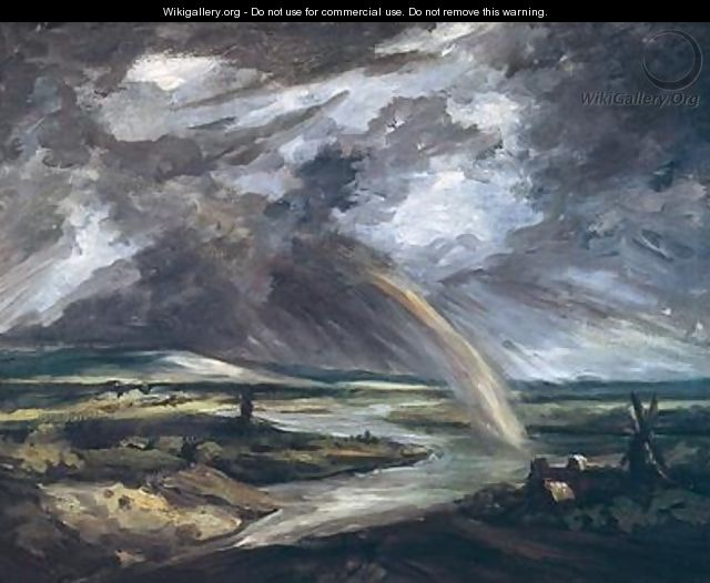 The Storm - Georges Michel