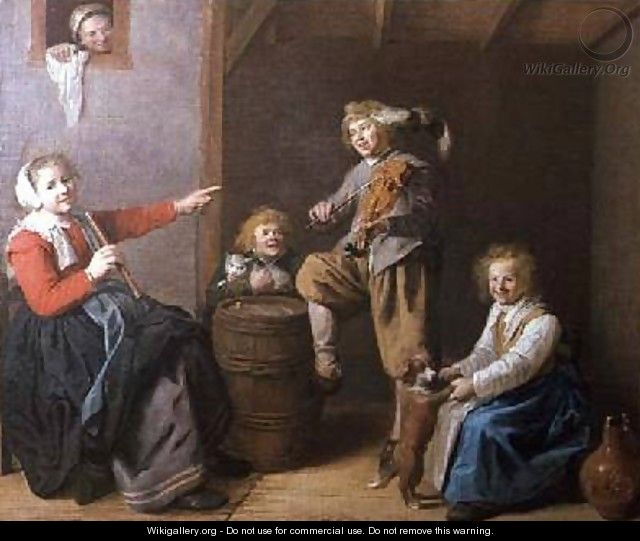 The Musical Party - Jan Miense Molenaer