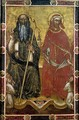 Saints Anthony Abbot and Eligius - Barnaba Da Modena