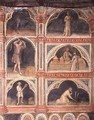 The Month of July from a series of murals depicting the Astrological Cycle - Nicolo & Stefano da Ferrara Miretto