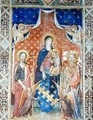 Madonna and Child with Saints - Pietro and Antonio di Miniato