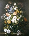 Still Life of Flowers 4 - Jean-Baptiste Monnoyer