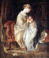 The Young Mother - Charles West Cope