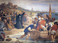 The Embarkation of the Pilgrim Fathers for New England - Charles West Cope