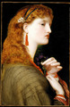 May Margaret - Anthony Frederick Sandys