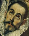 The Burial of Count Orgaz (detail) - El Greco (Domenikos Theotokopoulos)