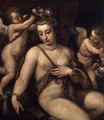 Venus and Cherubs - Francesco Montemezzano