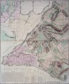 Plan of the city of New York and its environs to Greenwich surveyed 1775 - John Montresor