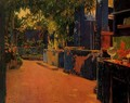 Patio - Santiago Rusinol i Prats