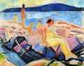 High Summer II - Edvard Munch