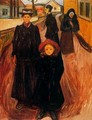 Four Ages in Life - Edvard Munch