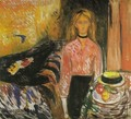 The Murderess - Edvard Munch