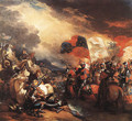 Edward III Crossing the Somme (1788) - Benjamin West