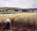 The Ripened Wheat 2 - Jules Bastien-Lepage