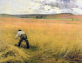 The Ripened Wheat - Jules Bastien-Lepage