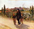 All Souls Day - Jules Bastien-Lepage