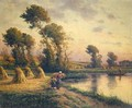 Rural Landscape - Georges-Philibert-Charles Maroniez