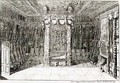 Design for a Bedchamber with a Four Poster Bed - Daniel the Elder Marot