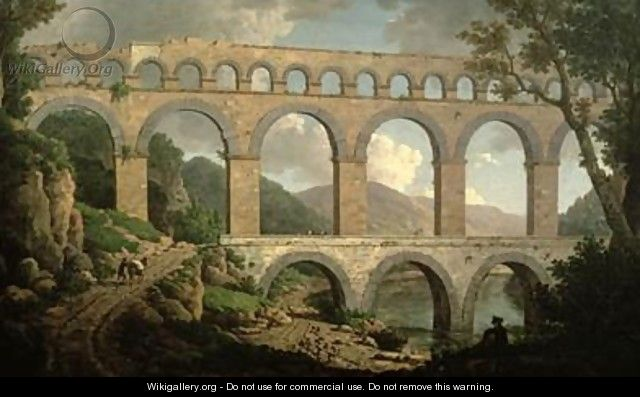 Pont du Gard Nimes - William Marlow