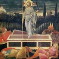 The Resurrection of Christ - di Cristofano Mariotto