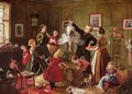 The Christmas Hamper - Robert Braithwaite Martineau