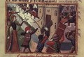 The Siege of Paris by Joan of Arc 1412-31 in 1429 - de Paris (known as Auvergne) Martial