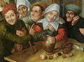 A Merry Company 1557 - Jan Massys