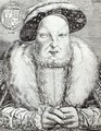 Portrait of Henry VIII 2 - Cornelis Massys