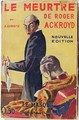 Cover of The Murder of Roger Ackroyd by Agatha Christie 1890-1976 1927 - A Masson