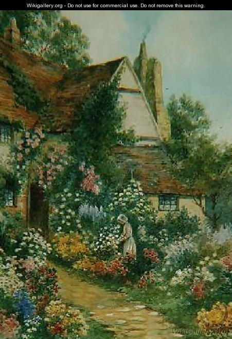 The Cottage Garden - G.K. Mason
