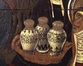 Decorated pottery jars - Bernat (Bernardo) Martorell