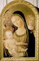 Madonna and Child with SS Catherine and Christopher 1470 - di Giovanni di Bartolo Matteo