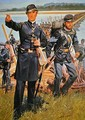 Federal Uniforms of 1863 Engineer Officer and Infantry Sergeant - H.C. McBarron