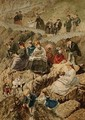 Visitors at Ilfracombe North Devon 1872 - William McConnell