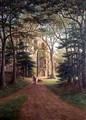 Harewood Church Yorkshire - William Mellor