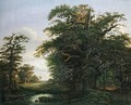 Oak Wood 1847 - David Christopher Mettlerkamp