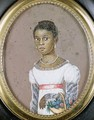 Portrait of Euphemia Toussaint 1825 - Anthony Meucci