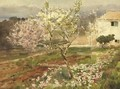 Springtime in France - Ruth Mercier