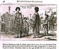 Chinese Women a General Description from an account of a Dutch Embassy to China 1665 - Jacob van Meurs