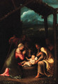 The Nativity - Giulio Romano (Orbetto)