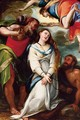 The martyrdom of Saint Agnes - Giulio Cesare Procaccini