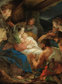 The Adoration of the Shepherds - Giuseppe Cades